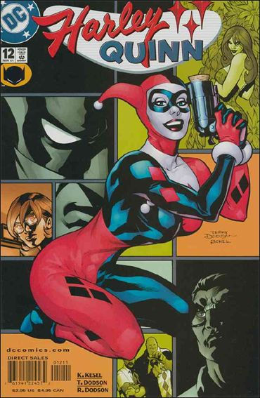Harley Quinn (2000) 12-A by DC