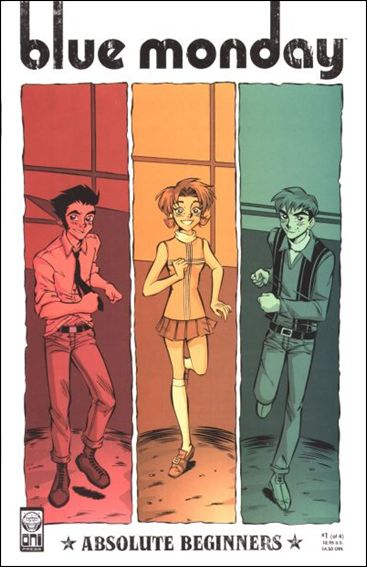Blue Monday: Absolute Beginners 1-A by Oni Press