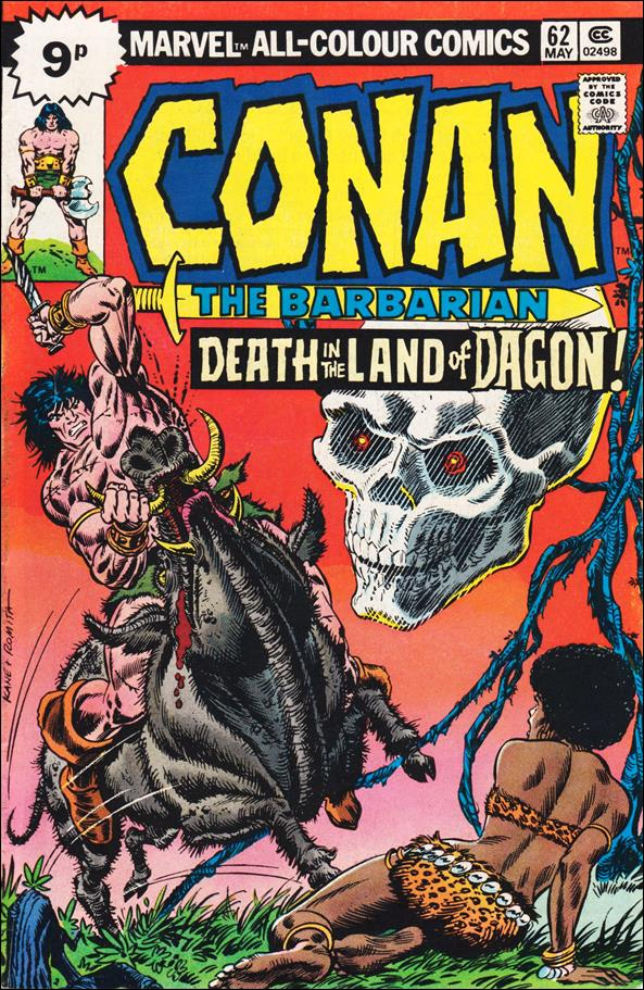 Conan the Barbarian (1970) 62-C by Marvel