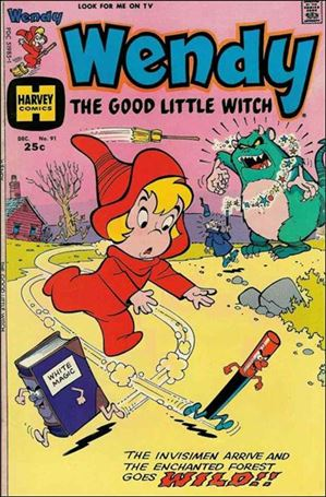 Wendy, the Good Little Witch (1960) 91-A