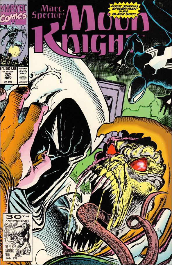Marc Spector: Moon Knight 32-A by Marvel