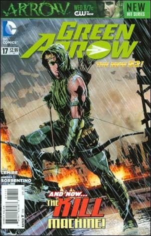 Green Arrow (2011) 17-A by DC