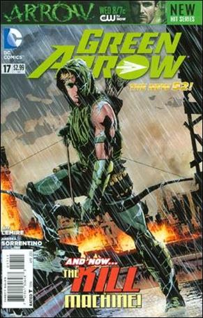 Green Arrow (2011) 17-A