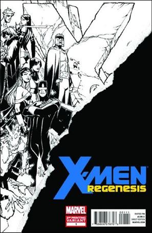 X-Men: Regenesis 1-C