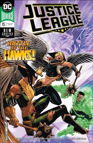 Justice League (2018) 15-A
