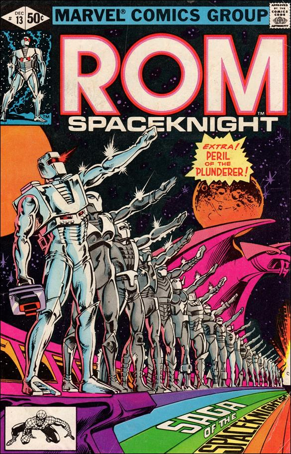 ROM (1979) 13-A by Marvel