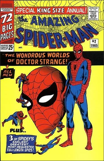 Amazing Spider-Man Annual (1964) 2-A by Marvel