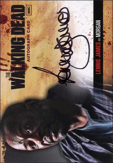 Walking Dead (Autograph Subset) A11-A by Cryptozoic Entertainment