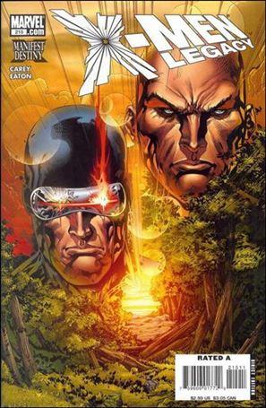 X-Men Legacy (2008) 215-A