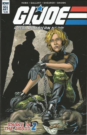 G.I. Joe: A Real American Hero 231-A
