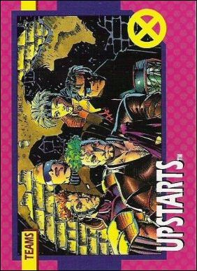 X-Men: Series 1 (Base Set) 79-A by Impel