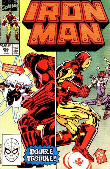 Iron Man (1968) 255-A by Marvel