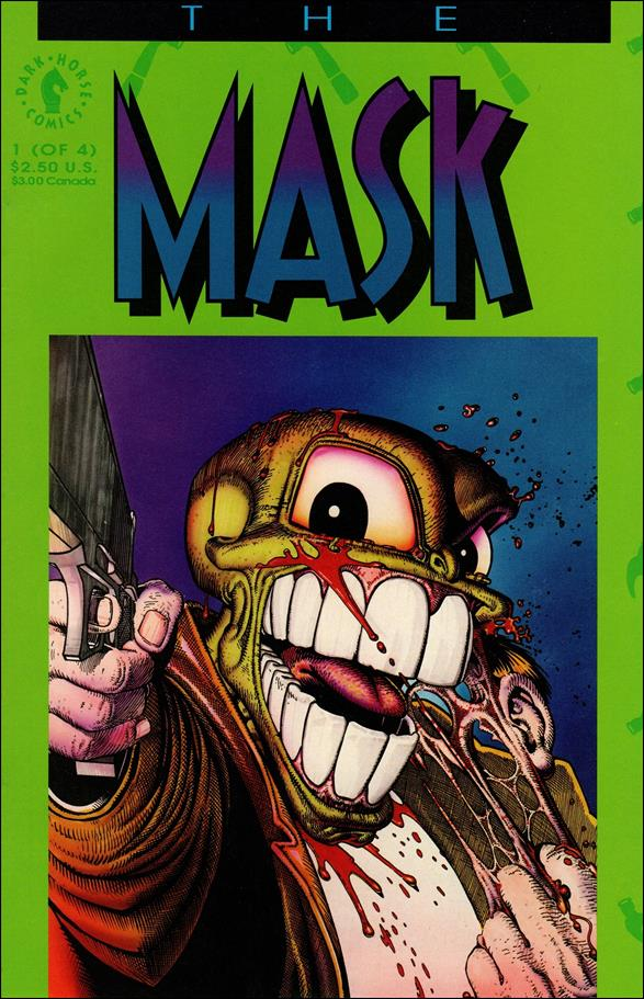 Mask (1991) 1-A by Dark Horse