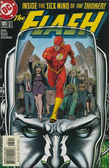 Flash (1987) 185-A by DC