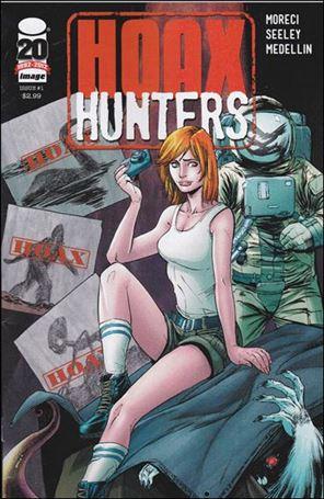 Hoax Hunters (2012) 1-A