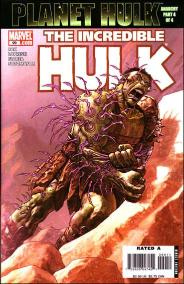 Incredible Hulk (2000)  99-A by Marvel