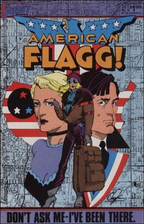 American Flagg! (1983) 13-A