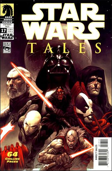 Star Wars Tales 17-A by Dark Horse