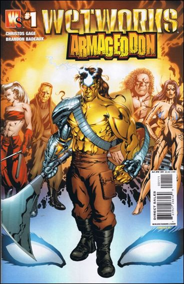 Wetworks: Armageddon 1-A by WildStorm