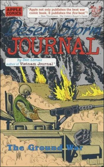 Desert Storm Journal 9-A by Apple