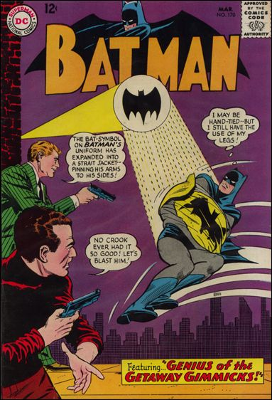 Batman (1940) 170-A by DC