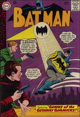 Batman (1940) 170-A