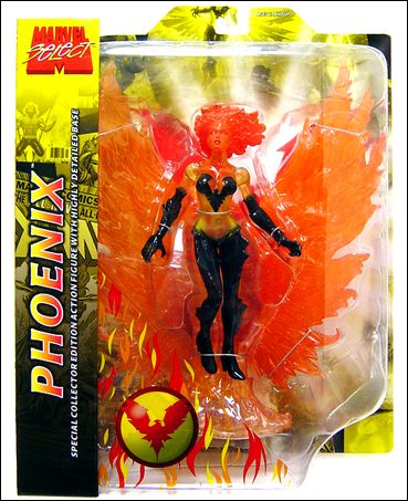 Marvel Select Phoenix (Fiery Version) by Diamond Select