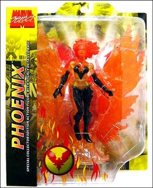 Marvel Select Phoenix (Fiery Version)