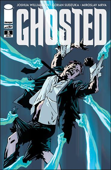 Ghosted 5-A by Skybound Entertainment