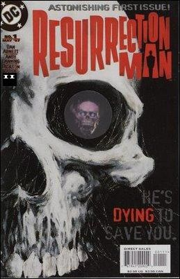 Resurrection Man (1997) 1-B by DC