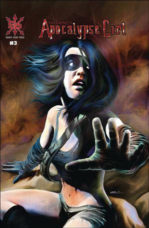 Apocalypse Girl (2020) 3-A