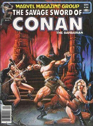 Savage Sword of Conan (1974) 68-A