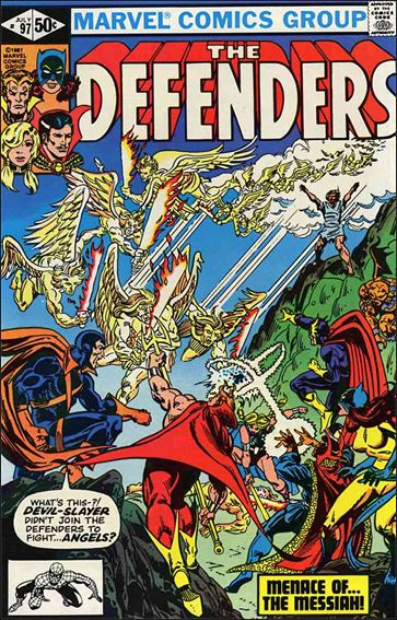 Defenders (1972) 97-A by Marvel