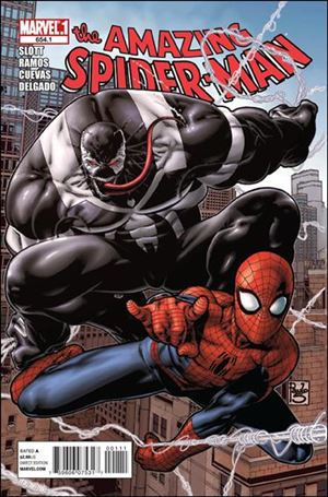 Amazing Spider-Man (1963) 654.1-A