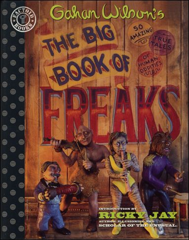 Big Book of Freaks nn-A by Paradox