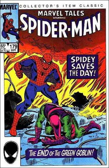 Marvel Tales (1966) 179-A by Marvel
