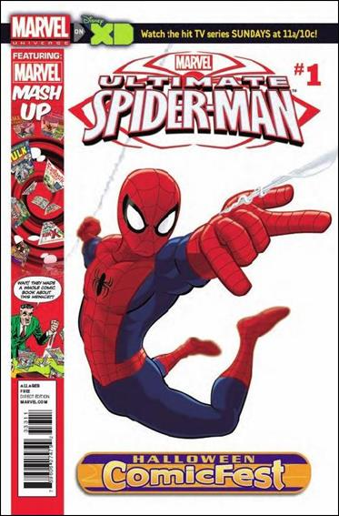 Ultimate Spider-Man (2012) 1-B by Marvel