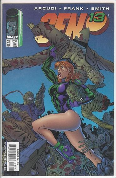 Gen13 (1995) 30-B by WildStorm