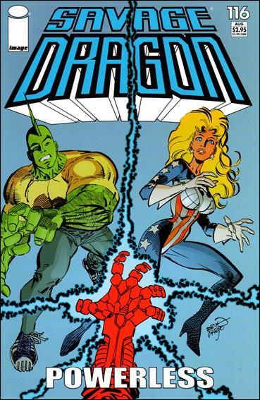 Savage Dragon (1993) 116-A by Image
