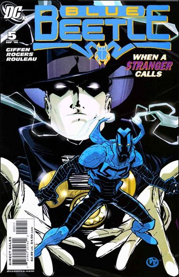 Blue Beetle (2006) 5-A by DC