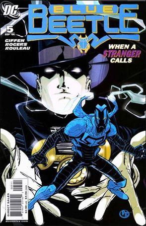 Blue Beetle (2006) 5-A