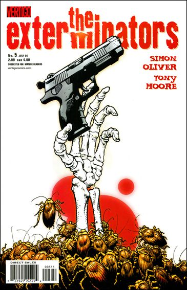 Exterminators 5-A by Vertigo