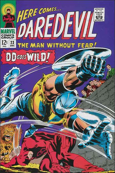 Daredevil (1964) 23-A by Marvel