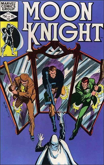 Moon Knight (1980) 22-A by Marvel