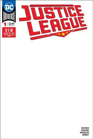 Justice League (2018) 1-C