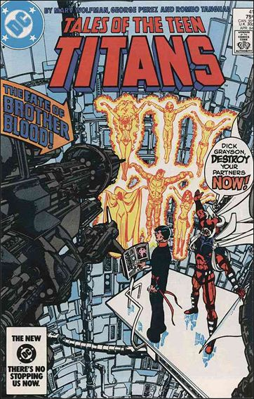 Tales of the Teen Titans 41-A by DC