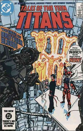 Tales of the Teen Titans 41-A