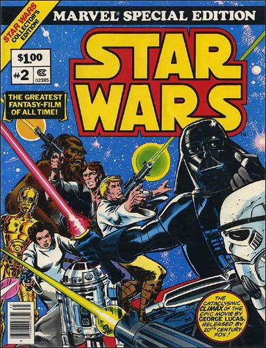 Marvel Special Edition featuring Star Wars 2-A by Marvel