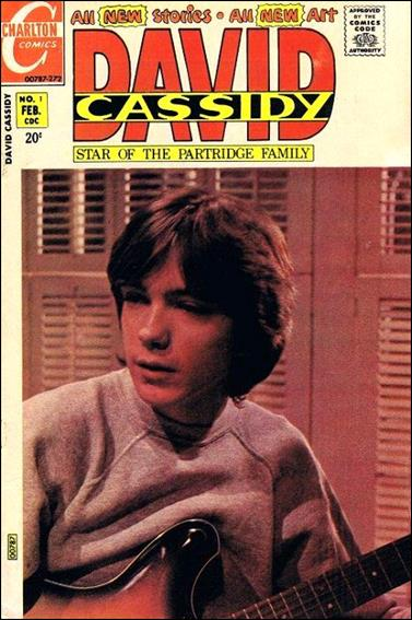 David Cassidy 1-A by Charlton