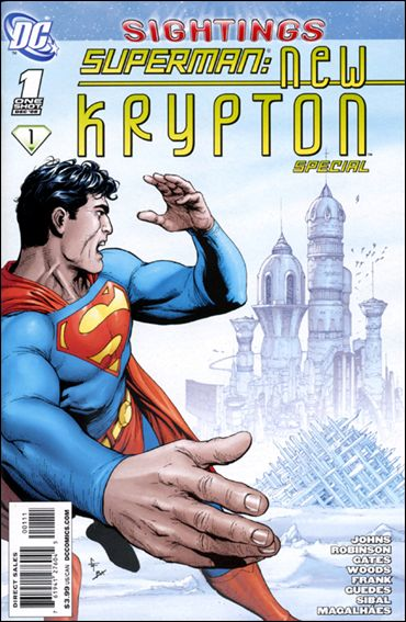 Superman: New Krypton Special 1-A by DC